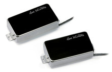 Seymour Duncan Dave Mustaine LiveWire Active  Humbucker Set - black nickel