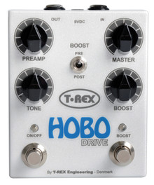 T-Rex Hobo Drive Overdrive / Preamp / Boost pedal