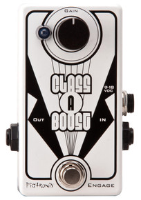 Pigtronix Class A Boost pedal