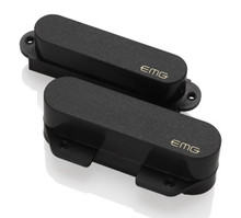 EMG T Tele Active Pickup Set - black