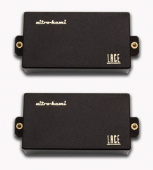 Lace Nitro Hemi Humbucker set - black