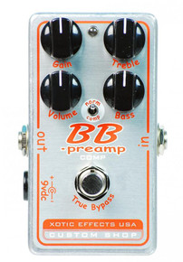 Xotic Effects Custom Shop BB Pre-amp Comp BBP