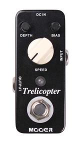 Mooer Audio Trelicoptor Opto Tremolo pedal