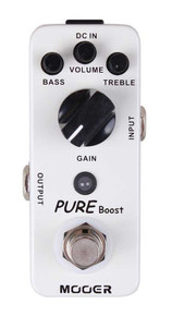 Mooer Audio Pure Boost Clean Boost pedal