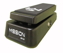Mission Engineering EP-1R Expression Pedal with Polarity Switch - black