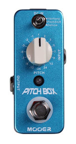 Mooer Audio Pitch Box Harmony / Pitch Shifting pedal