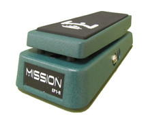 Mission Engineering EP-1R Expression Pedal with Polarity Switch - green