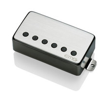 EMG 57 Alnico V Active Bridge Humbucker - brushed chrome