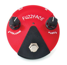 Dunlop FFM2 Germanium Fuzz Face Mini pedal
