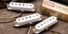 Tonerider TRS1 Pure Vintage Strat pickup set - left handed