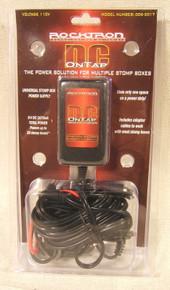 Rocktron DC OnTap Universal Stomp Box Power Supply