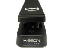 Mission Engineering VM-PRO Volume Pedal Pro with Buffer - black