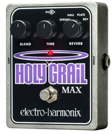 Electro-Harmonix Holy Grail Max Variable Reverb Plus