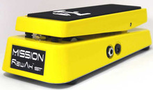 Mission Engineering RewAh Standard Wah pedal - yellow