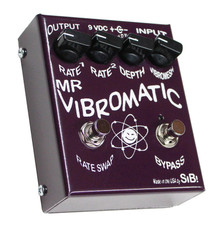 SIB Effects Vibromatic Vibrato pedal
