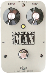 Rockett Pedals Mark Sampson Signature Max Preamp / Boost pedal
