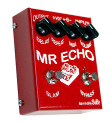 SIB Effects Mr. Echo Delay pedal