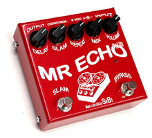 SIB Effects Mr. Echo Plus Delay pedal