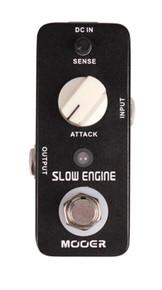 Mooer Audio Slow Engine Auto Volume Swell pedal