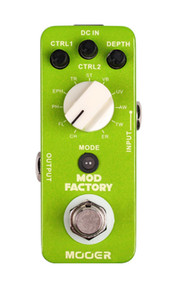 Mooer Audio Mod Factory Multi-Mode Modulation pedal