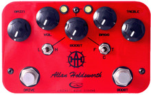 Rockett Pedals Allan Holdsworth Signature Overdrive / Boost pedal
