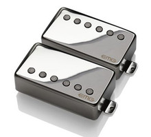 EMG 57 / 66 Active Alnico V Humbucker set - chrome