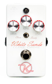 Keeley Electronics White Sands Luxe Drive Overdrive pedal