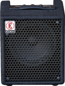 "Eden Amplification EC8 1x8"" 20w Bass Combo Amp"