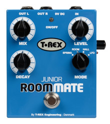 T-Rex Room-Mate Junior 4 Mode Reverb pedal
