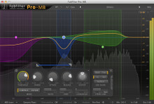 FabFilter Pro-MB Multiband Compressor Expander Plug-in - download