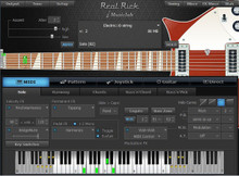 MusicLab RealRic Rickenbacker Electric Guitar plug-in - download