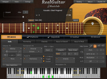 MusicLab RealGuitar Acoustic Guitar plug-in - download