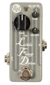 EWS Little Fuzzy Drive Fuzz / Distortion