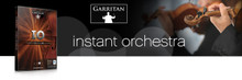 Garritan Instant Orchestra Sound Library - download