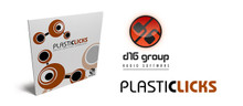 D16 Group PlasticLicks Drums Sounds Collection - download