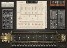Sugar Bytes Guitarist with amp & effects modeling - download