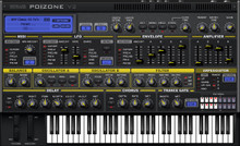 Image Line Poizone Subtractive Synthesizer - download