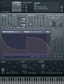 Image Line Ogun Metallic Synthesizer - download