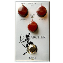 Rockett Pedals The Archer Overdrive pedal