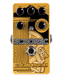 Catalinbread Echorec Multi-Tap Echo pedal