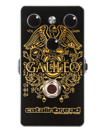Catalinbread Galileo Treble Booster pedal