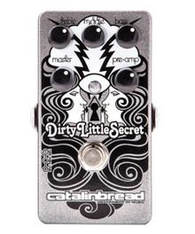 Catalinbread Dirty Little Secret MKIII Marshall Emulator pedal