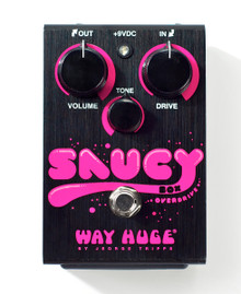 Way Huge Electronics Saucy Box Overdrive WHE-205