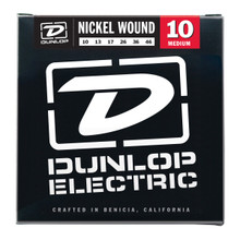 Dunlop Nickel Wound Medium Electric Guitar Strings - 10-46