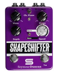 Seymour Duncan Shape Shifter Hi-Def Stereo Tremolo pedal w/tap tempo