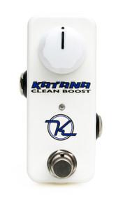 Keeley Electronics Katana Boost Mini Clean Boost / Pre-amp