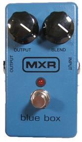 MXR M-103 Blue Box Octave Fuzz