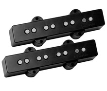 DiMarzio DP249 Area J Jazz Bass pickup set - black