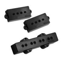 DiMarzio DP126 Model P+J Precision / Jazz bass pickup set