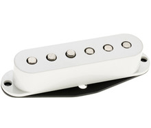 DiMarzio DP175 True Velvet Strat neck pickup - white